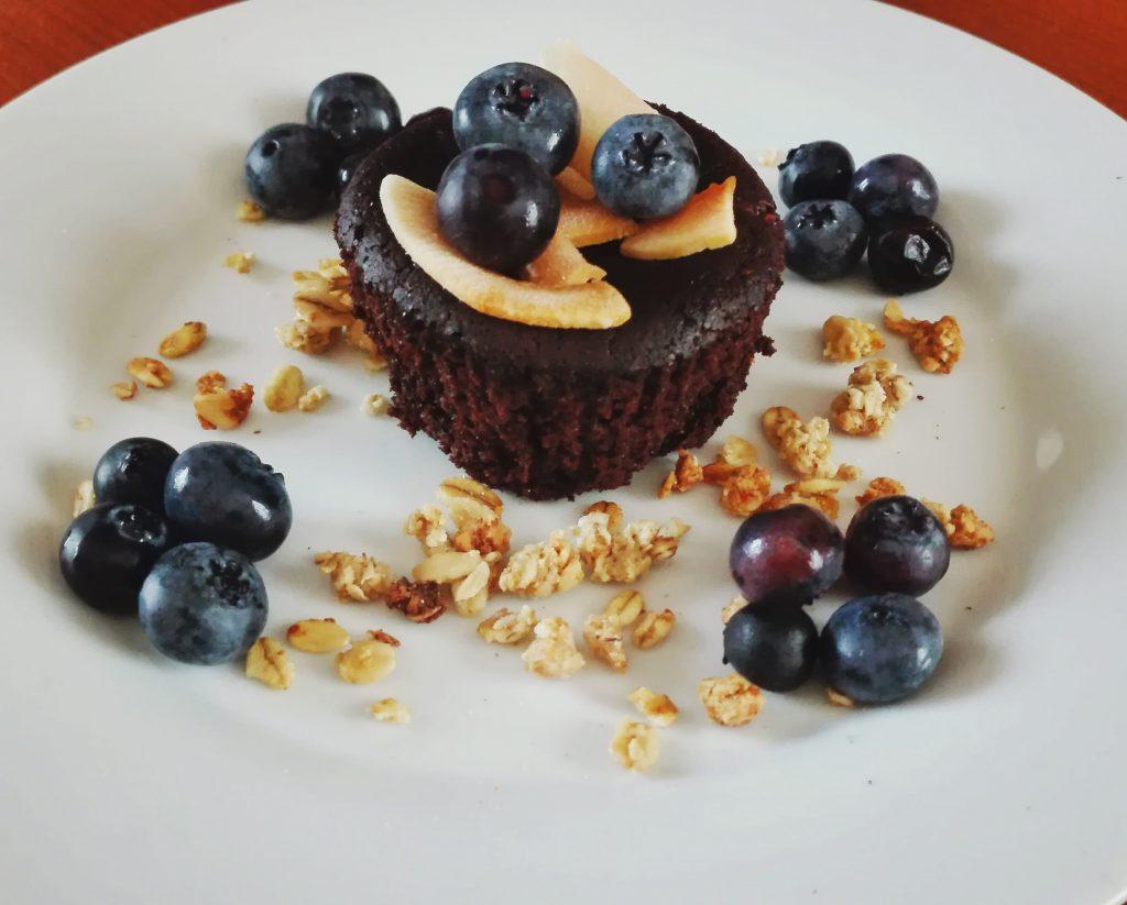 Kakaós-céglás muffin
