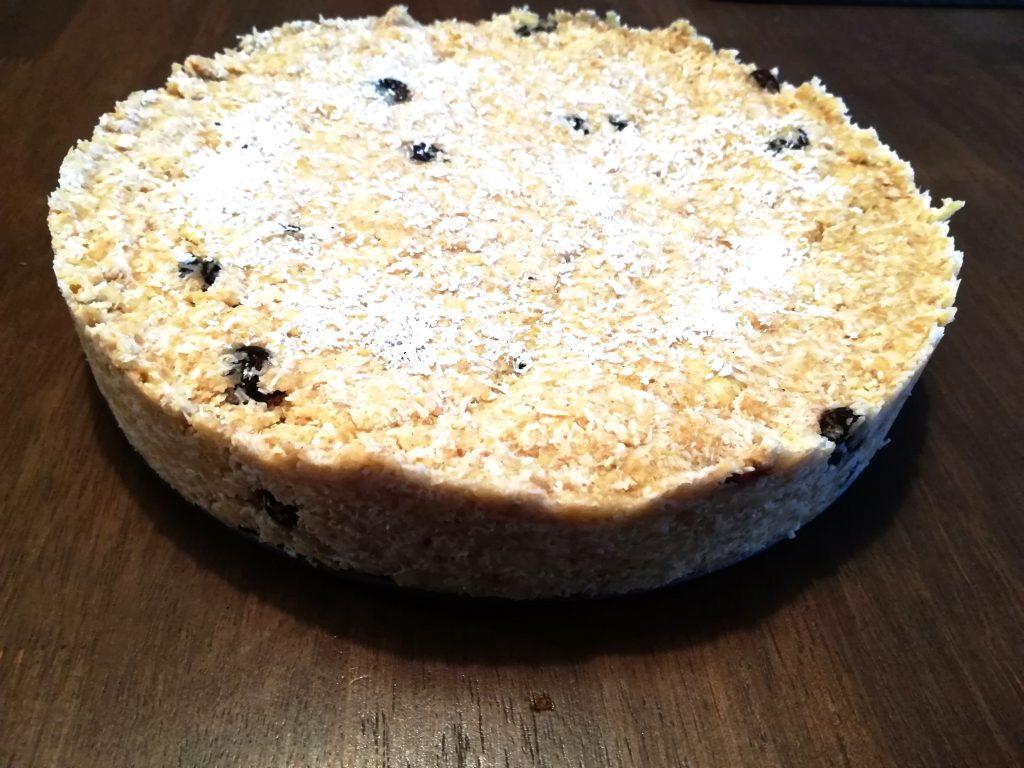 Almás-kókuszos torta